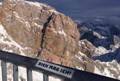 DICH MAG ICH! Zugspitze